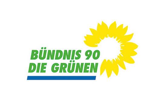Logo Bündnis 90 Dei Grünen