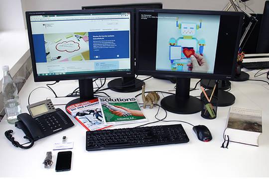 Schreibtisch des Monats