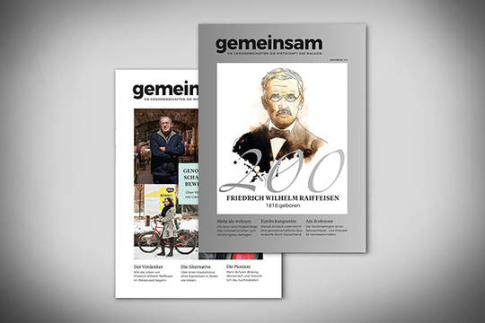 Corporate Publishing: gemeinsam