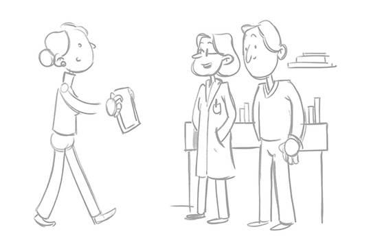 KOMPAKTMEDIEN produziert Animations- und Erklärfilme.