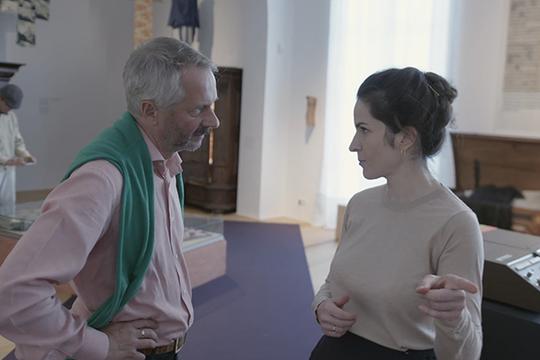 """Die Filmreihe """"Sprache der Objekte"""" beschäftigt sich mit unserem Kulturellem Erbe."""