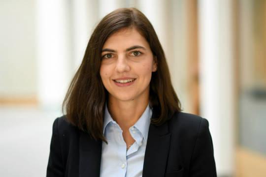 neu bei KM: Stephanie Stühler