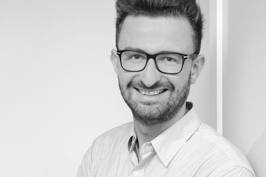 Neu im Team: Justus Wadepohl