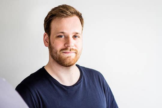 Neu im Team: Tobias Marquardt