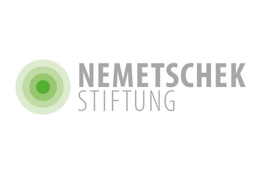 Logo Nemetschek Stiftung