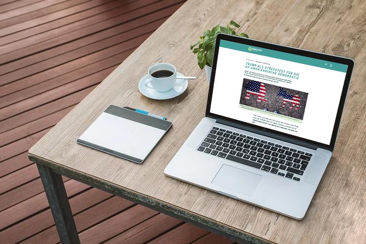 Relaunch für Webauftritt der Nemetschek Stiftung