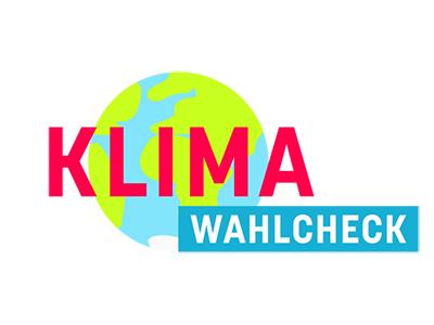 "Launch: Der ""Klimawahlcheck"" zur Bundestagswahl"